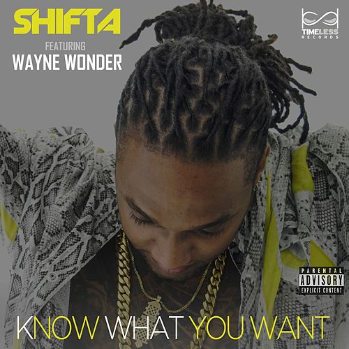 Know What You Want (feat. Wayne Wonder) by Shifta