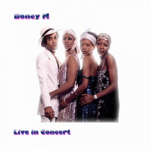 Boney M (Live in Concert) von Boney M