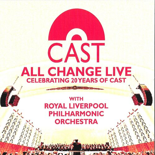 All Change Live de Cast
