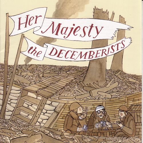 Her Majesty von The Decemberists