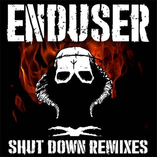 Shut Down Remixes by Enduser