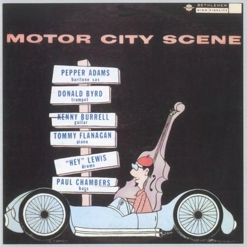 Motor City Scene (2013 - Remaster) de Pepper Adams