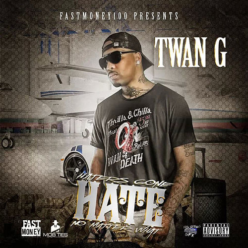 Haters Gone Hate No Matter What by Twang