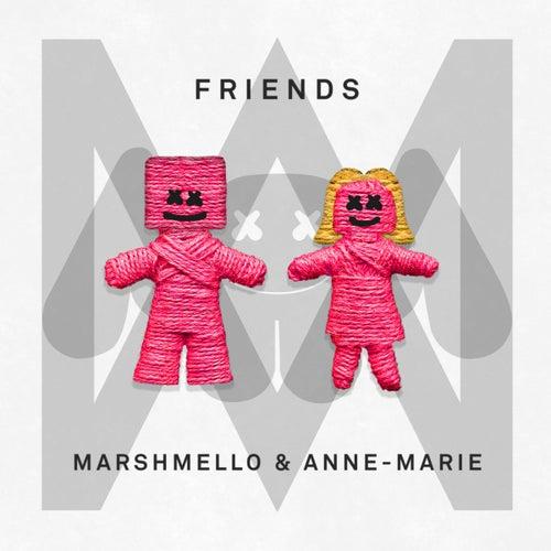 Friends von Marshmello & Anne-Marie