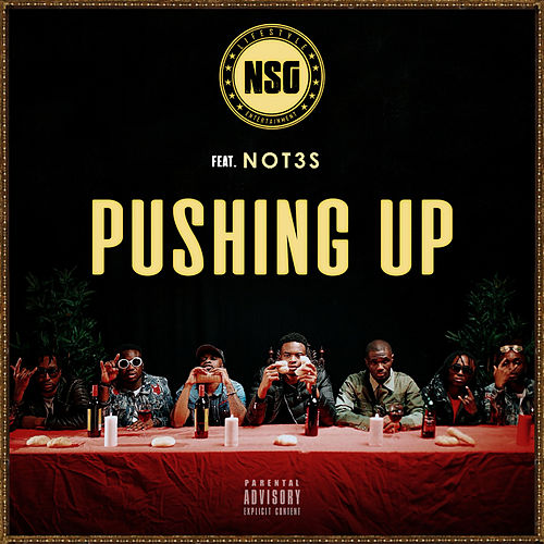 Pushing Up by Nsg