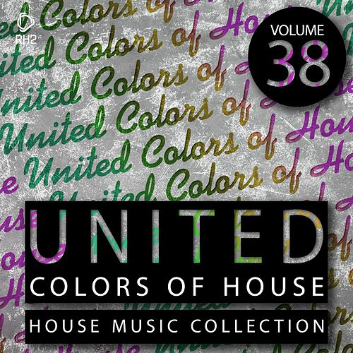 United Colors of House, Vol. 38 von Various Artists