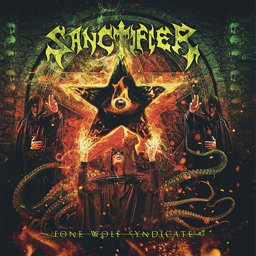 Blessed for Nemesis Divine by Sanctifier