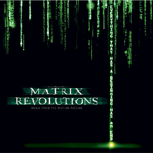 Matrix Revolutions: The Motion Picture Soundtrack by Various Artists