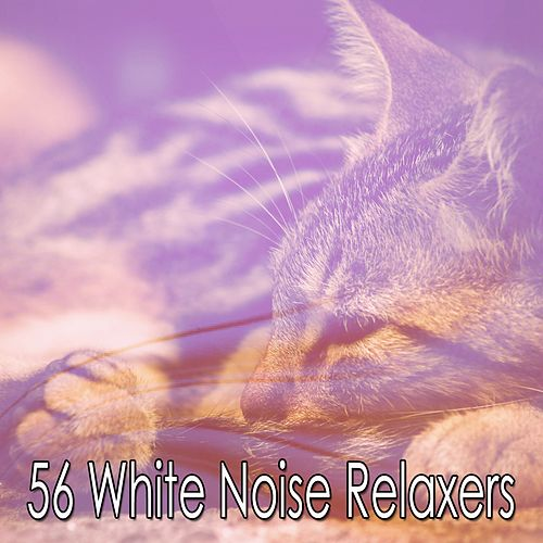 56 White Noise Relaxers von Best Relaxing SPA Music