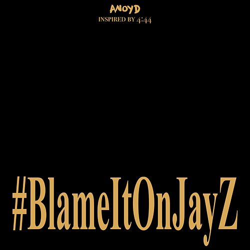 Blame It On Jay Z by Anoyd