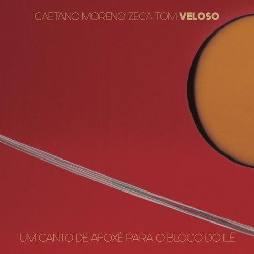 Um Canto De Afoxé Para O Bloco Do Ilê (Ao Vivo) de Tom Veloso