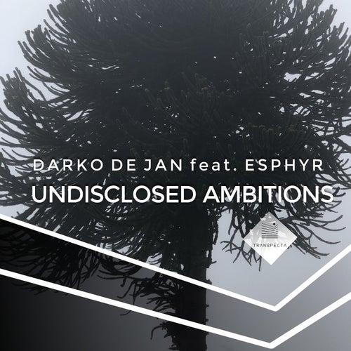 Undisclosed Ambitions by Darko De Jan and Esphyr