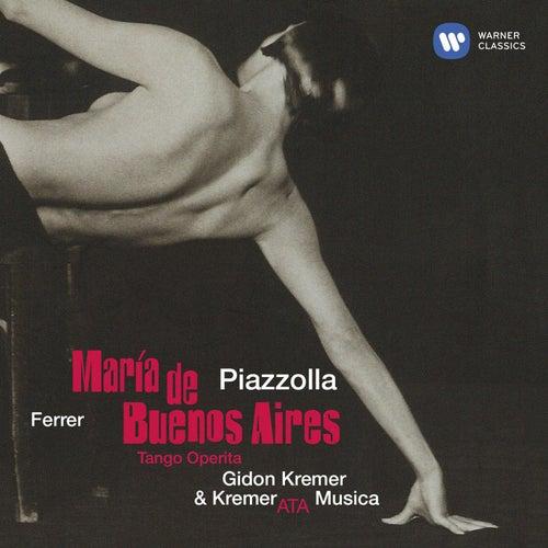 Piazzolla: Maria de Buenos Aires by Gidon Kremer
