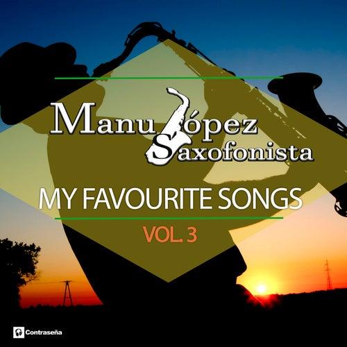 My Favorites Songs Vol.3 fra Manu Lopez