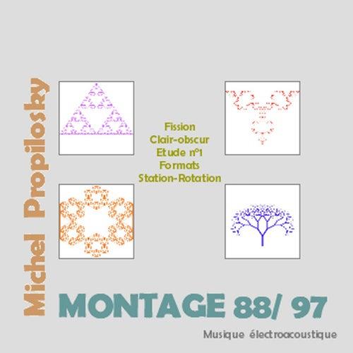 Montage 88/97 de Michel Propilosky