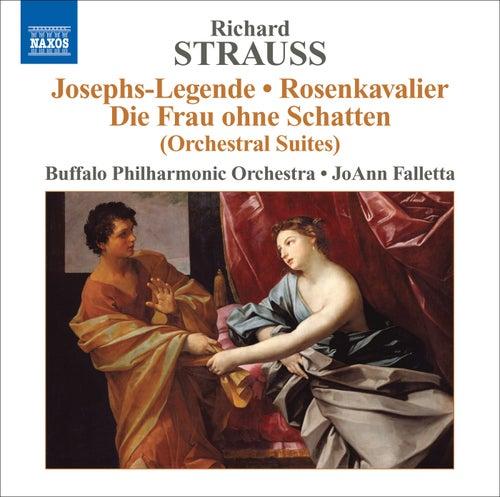 STRAUSS, R.: Rosenkavalier (Der) Suite / Symphonic Fantasy on Die Frau ohne Schatten / Symphonic Fragment from Josephs Legende (Falletta) von JoAnn Falletta