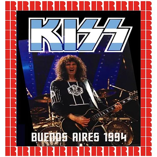 Obras Sanitarias, Buenos Aires, Argentina, September 5th, 1994 (Hd Remastered Edition) by KISS