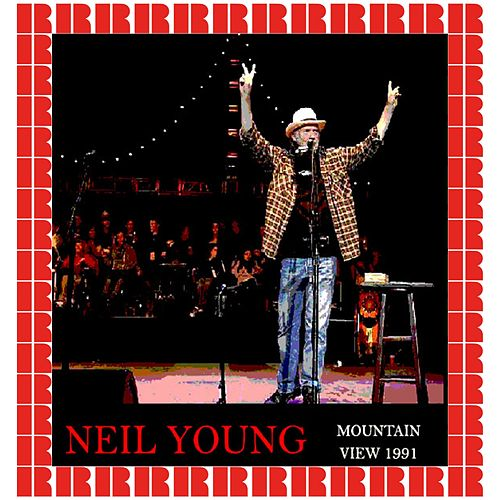 Shoreline Amphitheatre, Mountain View, Ca. November 2nd, 1991 (Hd Remastered Edition) by Neil Young