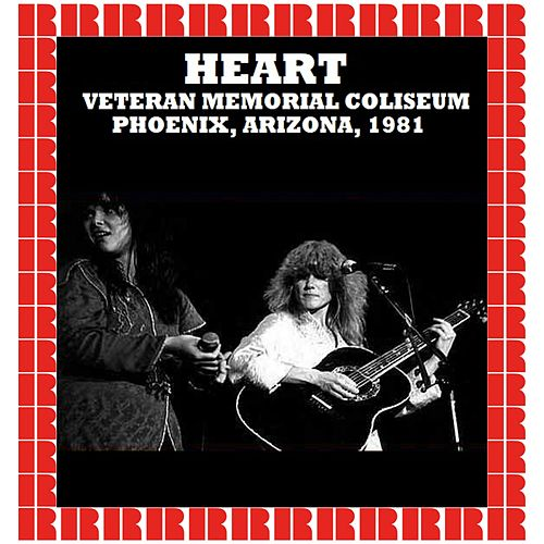 Veterans Memorial Coliseum Phoenix, Arizona, USA 1981 (Hd Remastered Edition) by Heart