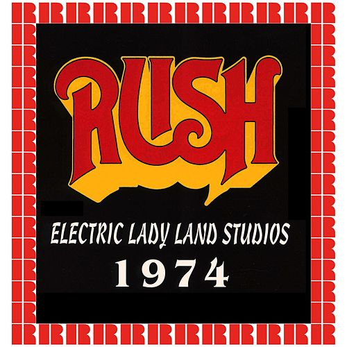 Electric Lady Land Studios, New York, December 5th, 1974 (Hd Remastered Edition) de Rush
