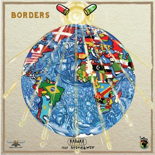 Borders (feat. Stonebwoy) by Kabaka Pyramid