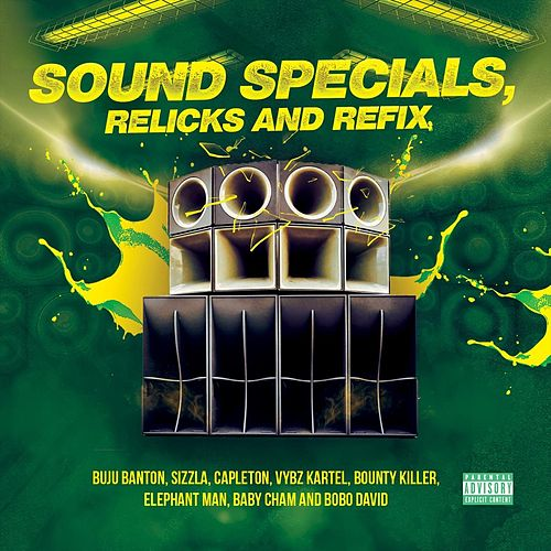 Sound Specials, Relicks and Refix by Various Artists