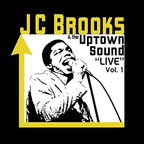'Live' Vol. 1 by JC Brooks