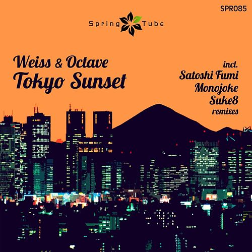 Tokyo Sunset by Weiss