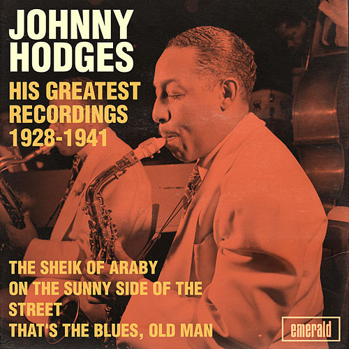 His Greatest Recordings by Johnny Hodges