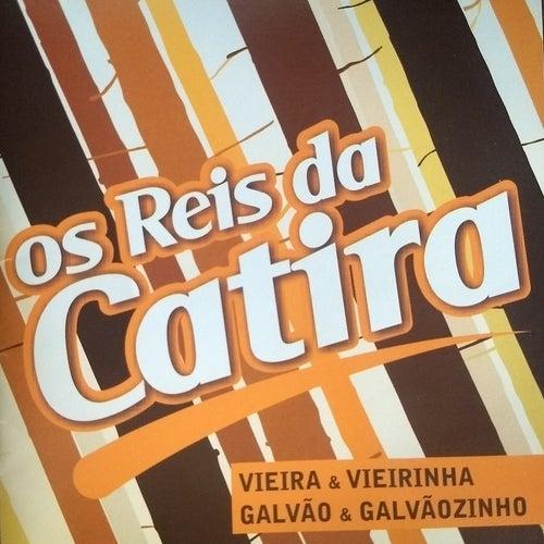 Os Reis da Catira von Vieira E Vieirinha