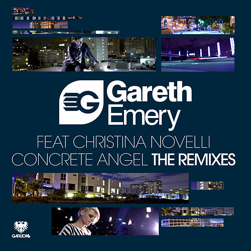 Concrete Angel (The Remixes) by Gareth Emery