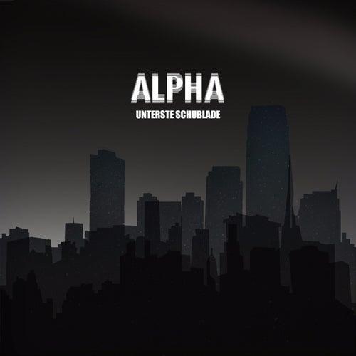Unterste Schublade de Alpha