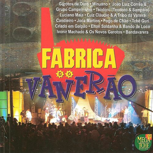 Fábrica do Vanerão (Ao Vivo) de Various Artists