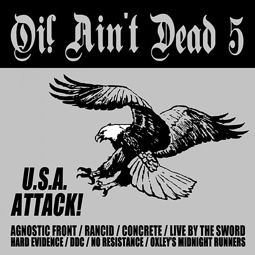 Oi! Ain't Dead, Vol. 5 de Various Artists