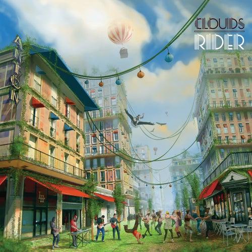 Clouds Rider de Anton