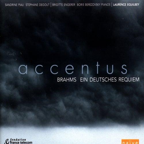 Brahms: Ein Deutsches Requiem de Laurence Equilbey