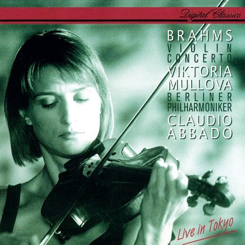 Brahms: Violin Concerto de Claudio Abbado
