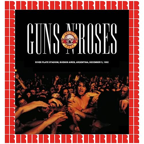 Estadio River Plate, Buenos Aires, Argentina, December 5th, 1992 (Hd Remastered Edition) by Guns N' Roses