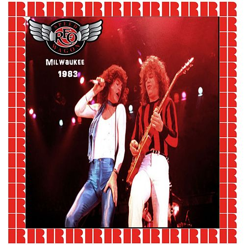 Convention Center, Milwaukee, Wisconsin, May 3rd, 1983 (Hd Remastered Edition) de REO Speedwagon