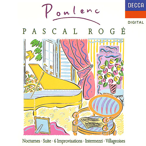 Poulenc: Piano Works Vol. 2 de Pascal Rogé