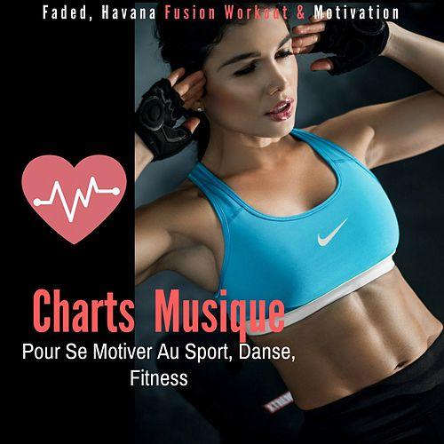 Charts musique pour se motiver au sport, danse, fitness (Faded, Havana Fusion Workout & Motivation) by Remix Sport Workout
