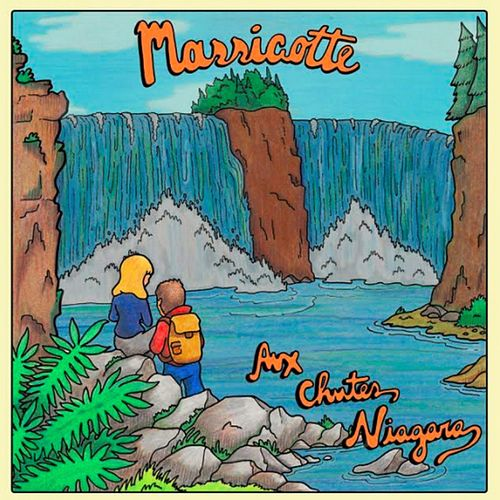 Aux chutes Niagara by Massicotte