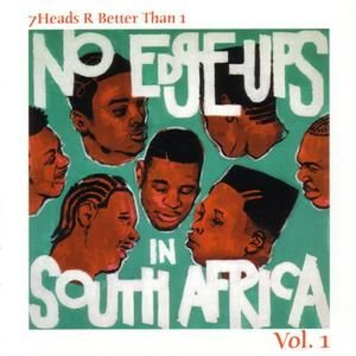 No Edge-Ups In South Africa by Various Artists