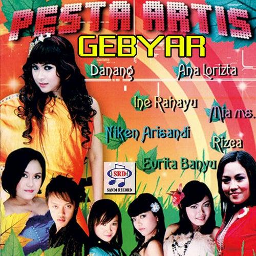 Gebyar Pesta Artis by Various Artists