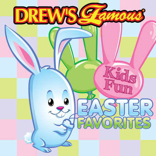 Drew's Famous Kids Fun Easter Favorites by The Hit Crew(1)
