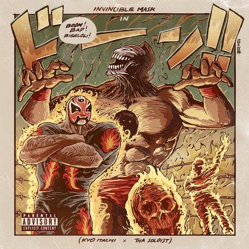 Boom Bap Bigelow von Invincible Mask