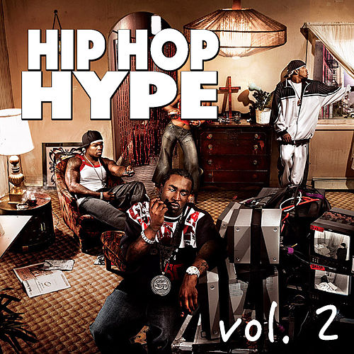 Hip Hop Hype, vol. 2 de Various Artists
