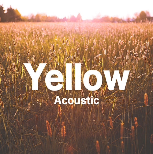 Yellow (Acoustic) de Amber Leigh Irish