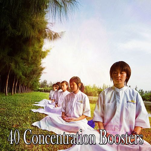 40 Concentration Boosters von Music For Meditation