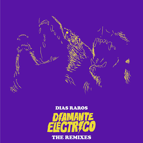Días Raros (The Remixes) de Diamante Electrico